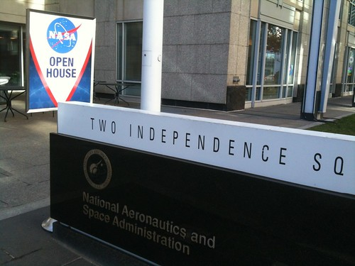 NASA HQ Open House