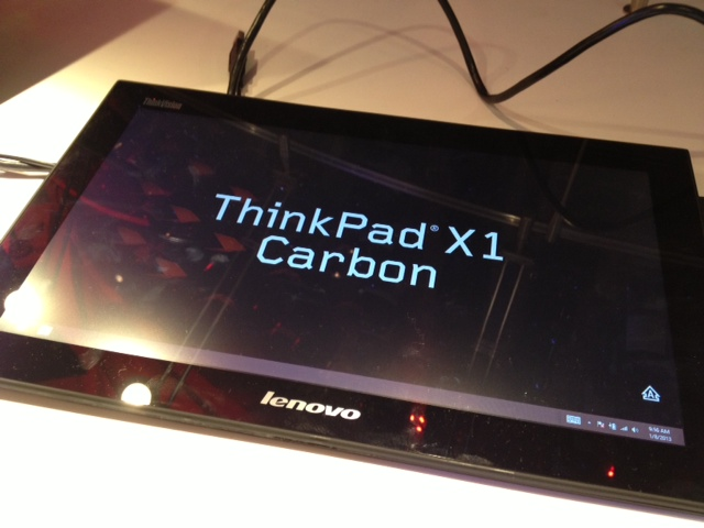 ThinkVision LT1423p Touch Mobile Monitor (by Andreas Agotthelf)