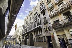 Palau Güell, Barcelona