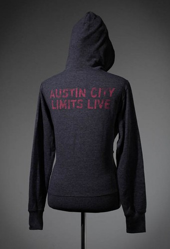 Women's Austin City Limits Sweatshirt - Back