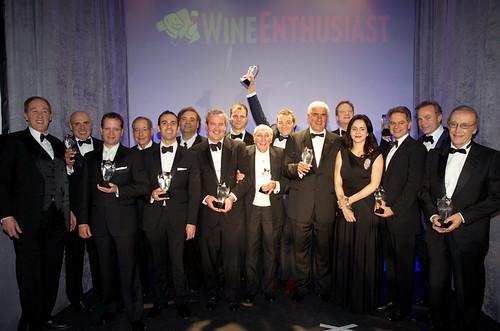 Todos los premiados con el Wine Star Award