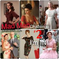 Mad Men Challenge #2