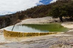 Hierve del Agua