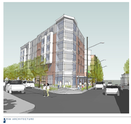 Second public design meeting for 6-story Madison assisted living facility
