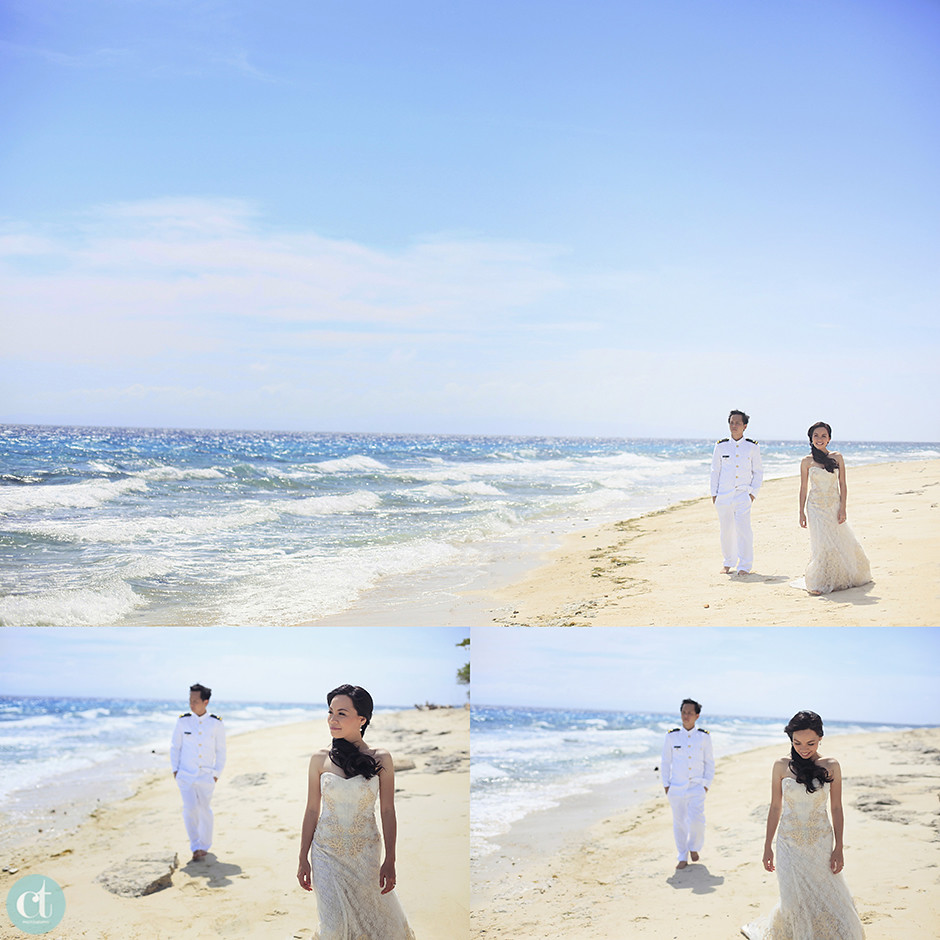 Sumilon Island Postnup, Sumilon Island Resort Post-wedding