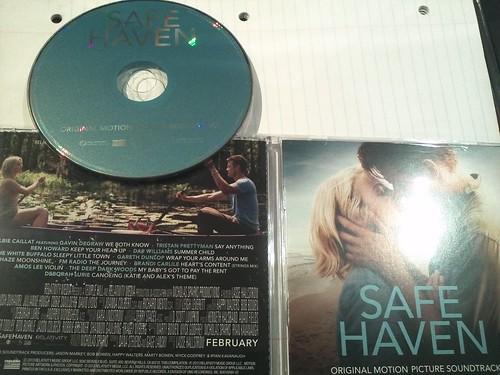 VA   Safe Haven OST (2013) (MP3 + iTunes Plus AAC M4A + FLAC) [Album]