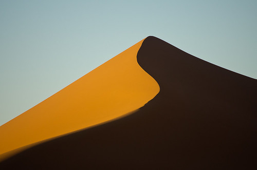 Sand Dune by Tannachy
