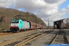 2815 sncb logistics ligne 125 aigremont 5 fevrier 2013 p