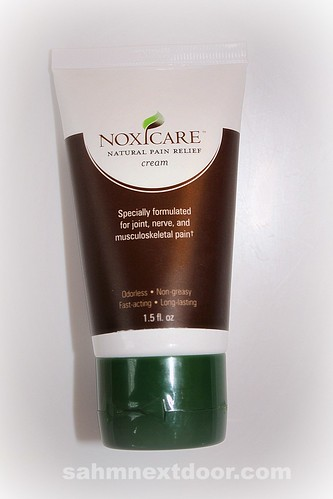 Noxicare Natural Pain Relief Cream