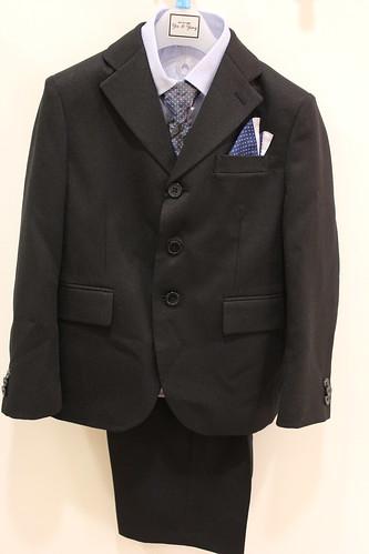 男の子スーツ4