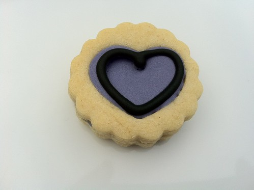 Cookies for Cauderys 03 - Heart cookies