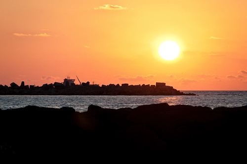 voglia di tramonto...
