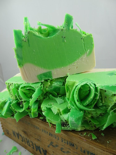 Sweetgrass Soap - The Daily Scrub (12)