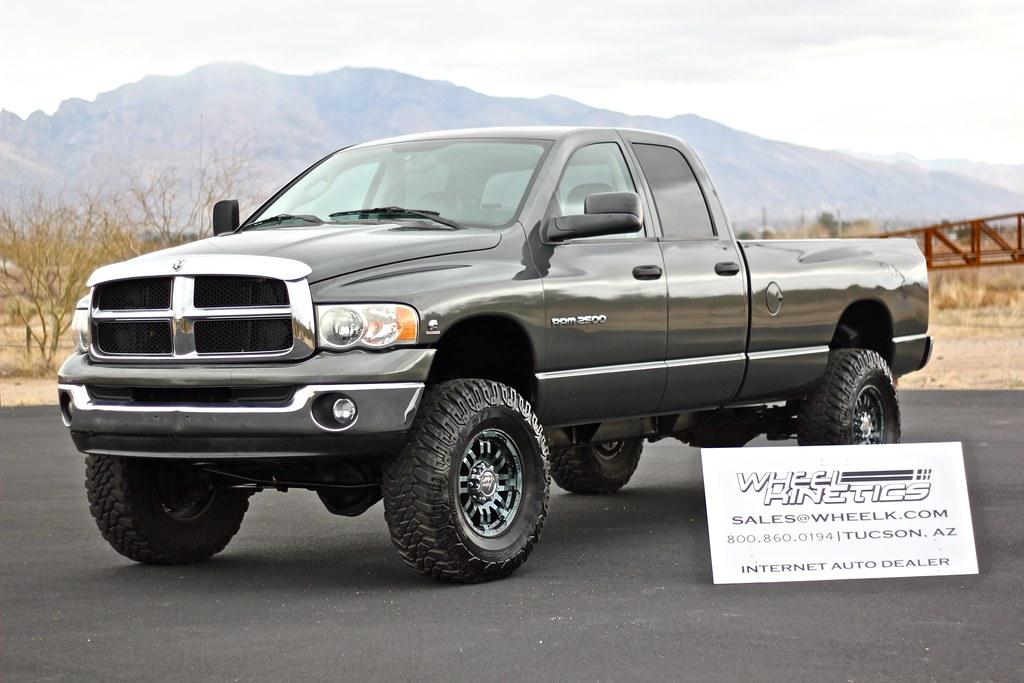 2003 dodge ram 4x4 diesel truck for sale. Black Bedroom Furniture Sets. Home Design Ideas