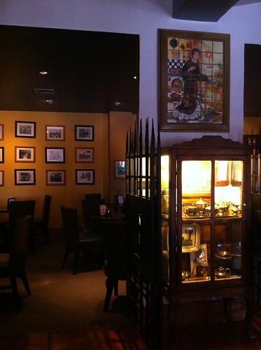 La Posada - Bar Entrance