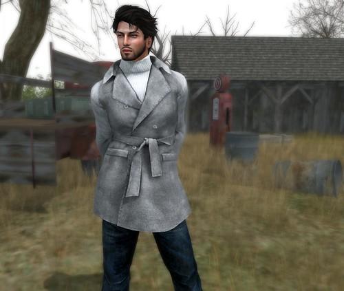 FATEwear - Lando Coat
