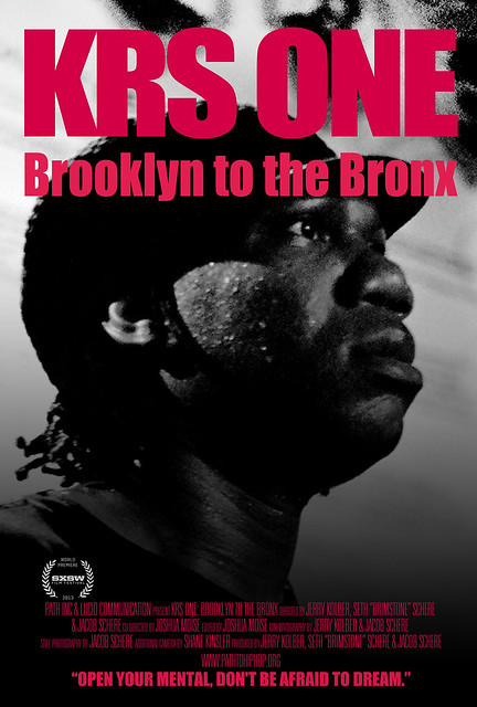 KRS Brooklyn to the Bronx Poster150