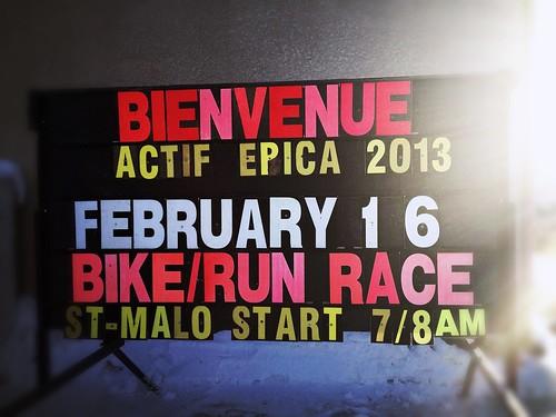 St Pierre Welcomes Actif Epica