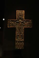 Cross with Saints