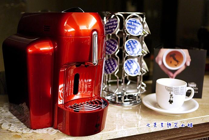 1 Bialetti膠囊咖啡機