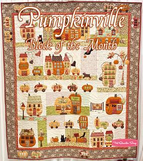 Pumpkinville BOM @ FQS