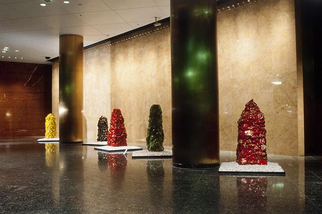 1999 Ceramic Sculptures - 1