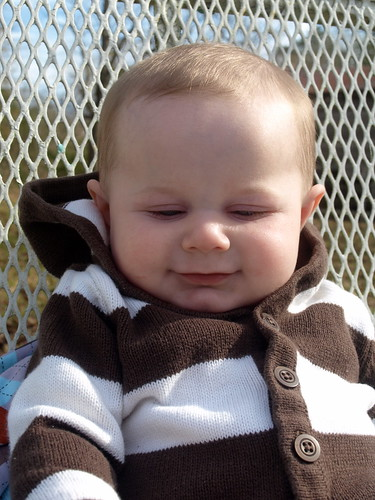 5 months old Judah