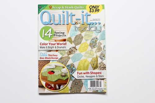Quilt-it... Today - Issue 3 by Jeni Baker