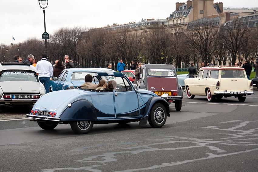 Citroen 2CV Cabriolet ''Azelle''