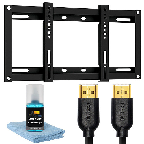 5 Piece HDTV Slim Mounting Kit 32