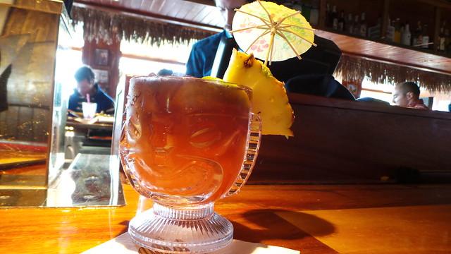 Hawaii Cocktail Mai Tai at Duke's Waikiki by Caroline on Crack