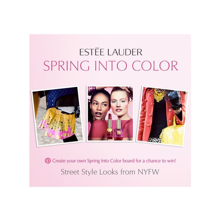 contest with estee lauder