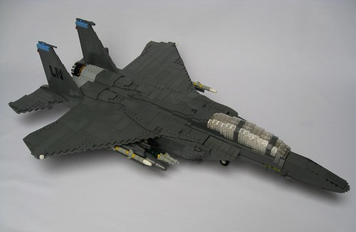 2015 Jeep Models >> F-15 Strike Eagle | The Brothers Brick | The Brothers Brick