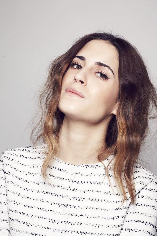 Gala Gonzalez x Dior