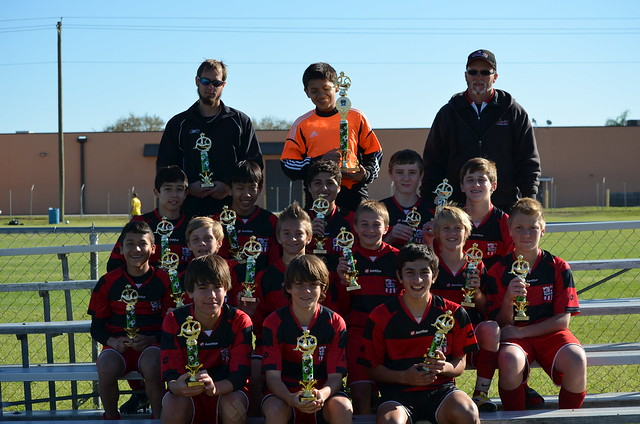 Spirit Teams Win Tampa Bay President's Day Soccer Tournament