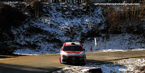 Josep Mª Membrado - Mitsubishi Evo X