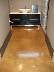 Natural Clear Plus Custom Concrete Floors Ottawa