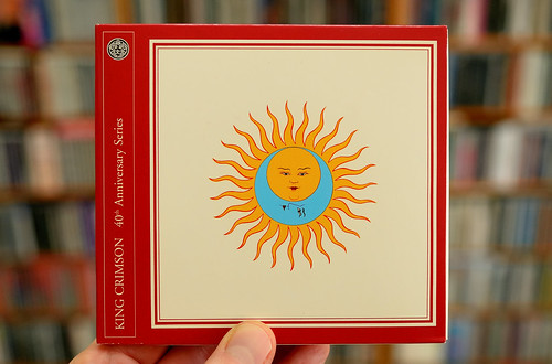 King Crimson - Larks' Tongues in Aspic 40th Anniversary Edition