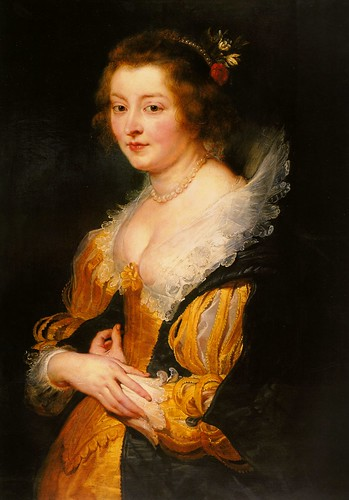 Peter Paul Rubens, Bildnis einer Frau (Portrait of a Woman)