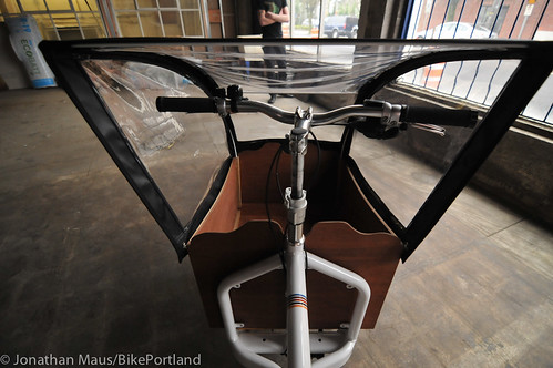 Cargo bike canopy from Blaq Design-4
