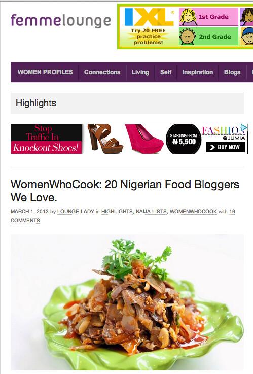 NigerianFoodBloggers