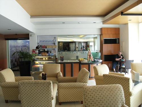 Subic Bay Venezia's Lobby Area