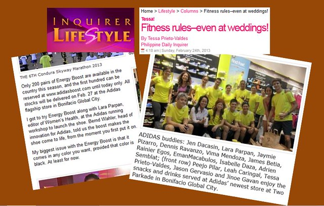 the running enthusiast inquirer lifestyle february 24 2013