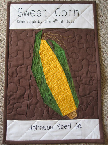 Corny Quilt