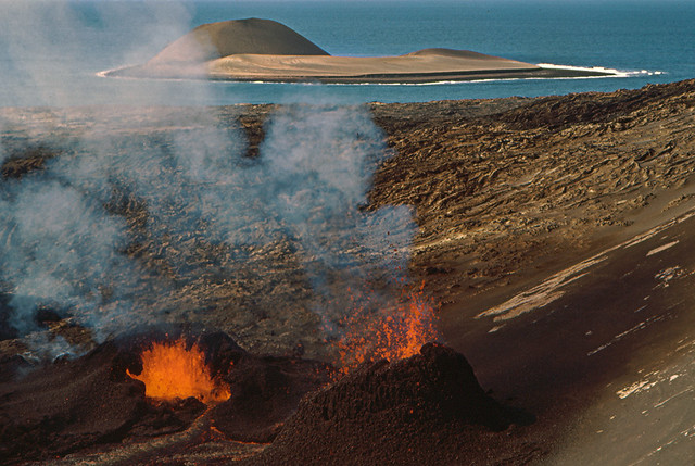 Surtsey and Jólnir Volcanic Islands - UNESCO World Heritage Site - Iceland