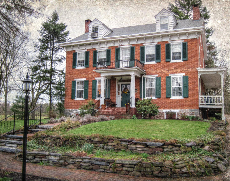 The Lightner Farmhouse Gettysburg UnitedStates