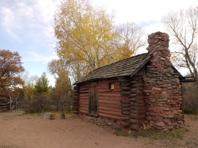 Rock Ledge Ranch Historic Site Rock Ledge Ranch Histo...