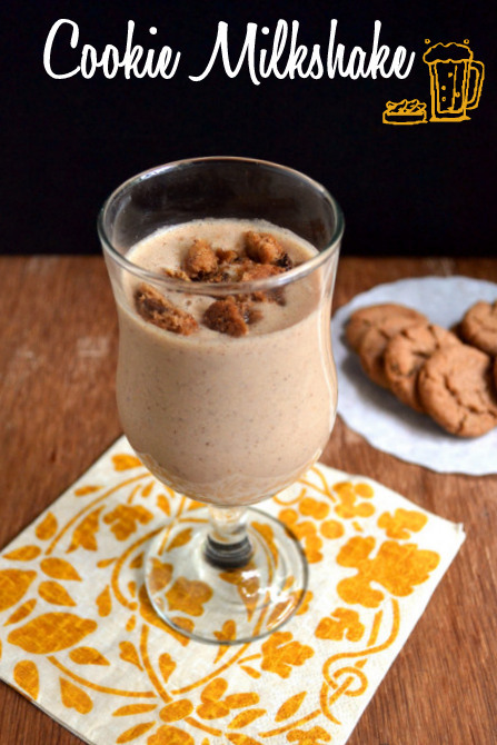Cookie Milkshake