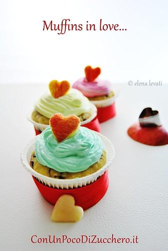 muffins in love