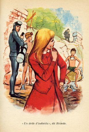 Le secret du lac rouge, by  Paul-Jacques BONZON-image-50-150